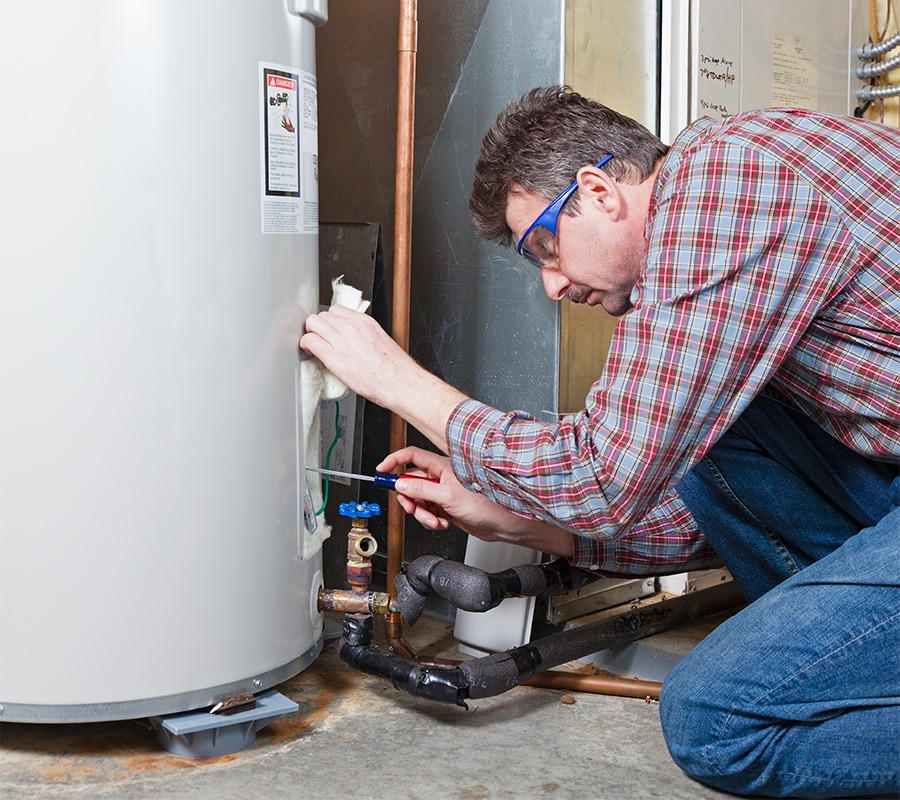 Water Heater Repair & Replacement