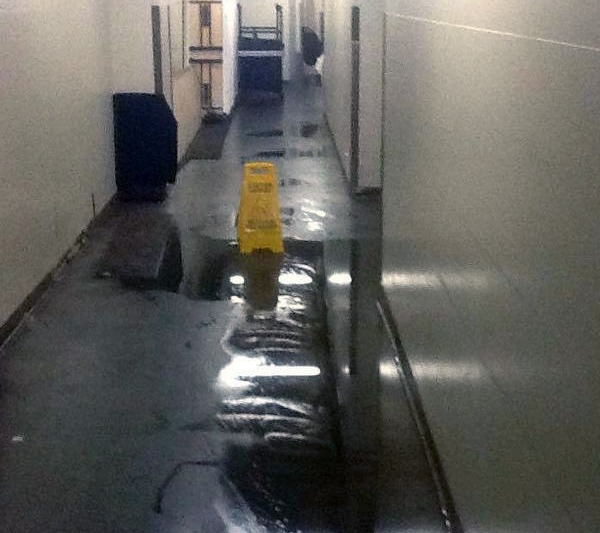 Business Water Damage
